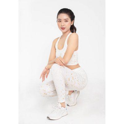 bộ yoga charming negin